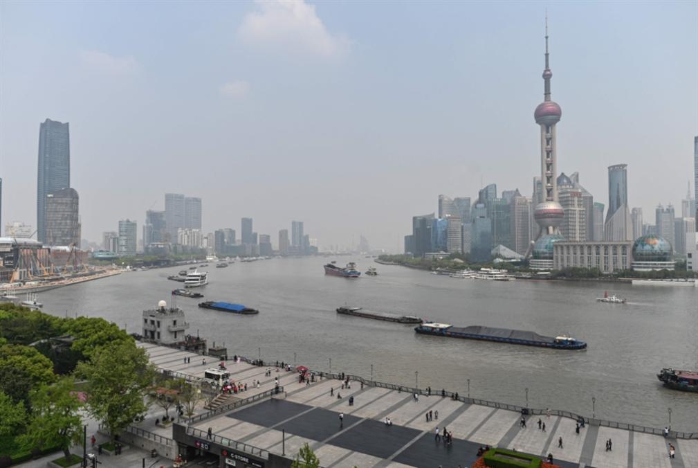 الصين تسجّل نمواً قياسياً في الفصل الأول من السنة