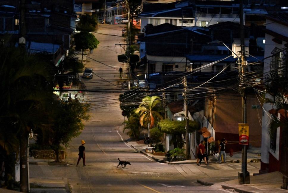 كولومبيا: مقتل نحو 14 شخصاً في اشتباكات مع الجيش