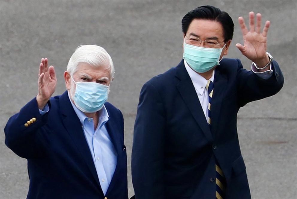 تايوان: نسعى للحصول على صواريخ «كروز» من واشنطن