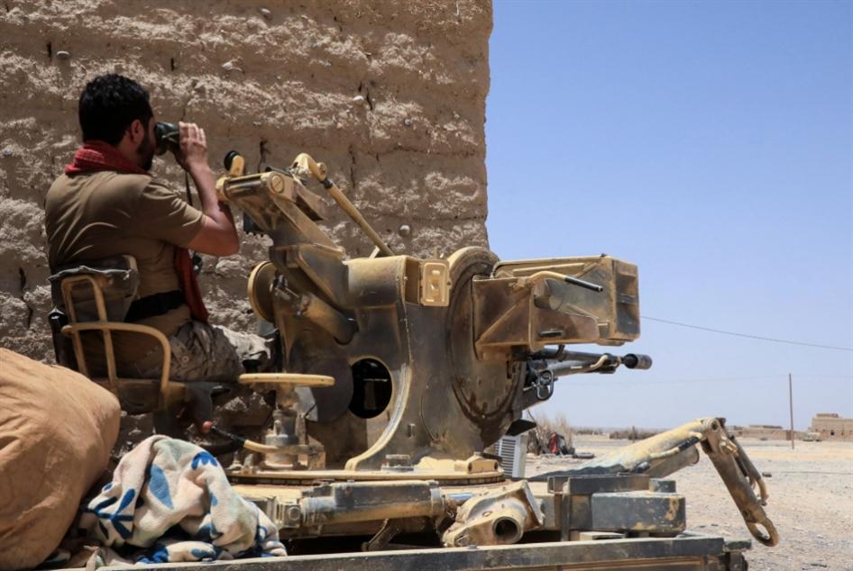 معركة مأرب: قوات صنعاء تقترب  من انتزاع «الطلعة الحمراء»