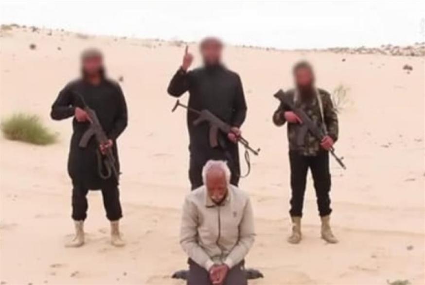 «داعش» يعدم مسيحيّاً مصريّاً ومتعاونَيْن مع الجيش