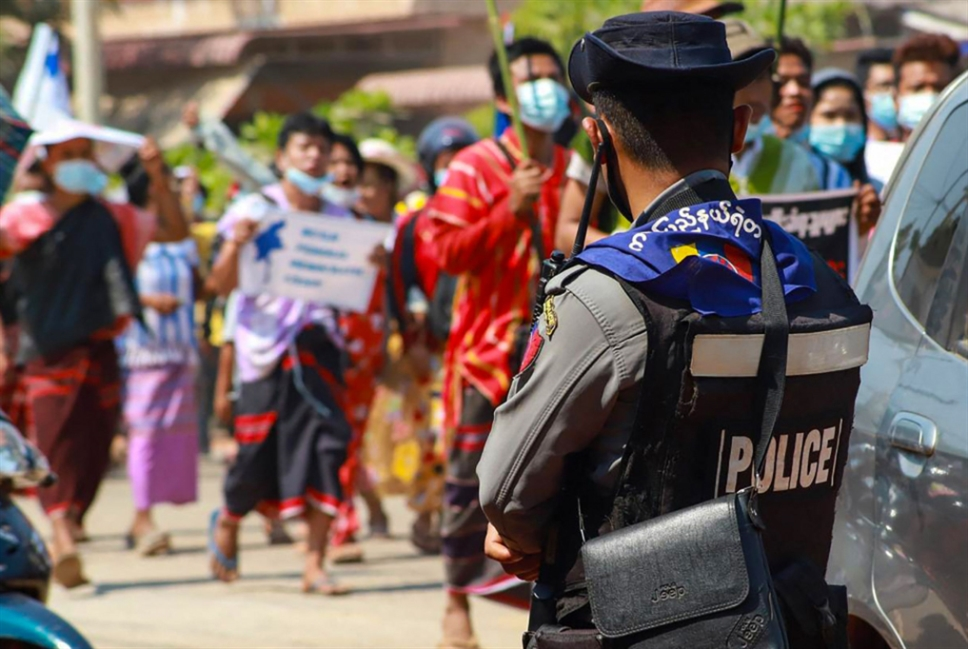 عقوبات أوروبية جديدة على حكّام ميانمار