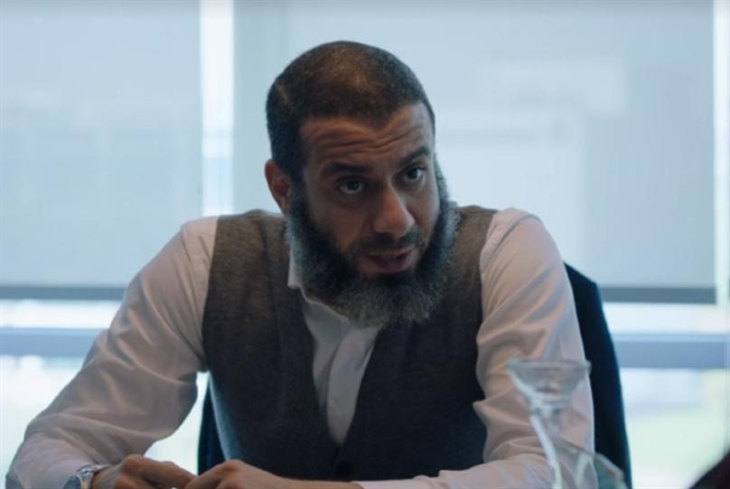 محمد فرّاج... ممثّل ذو مزاج عالٍ!
