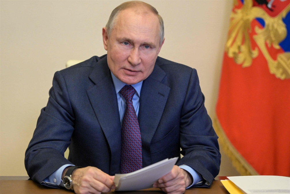 بوتين يلبي دعوة بايدن لقمة «المناخ» فقط!