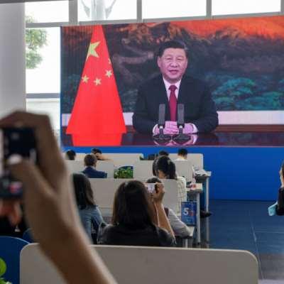 الرئيس الصيني يدعو إلى نظام عالميّ أكثر عدلاً
