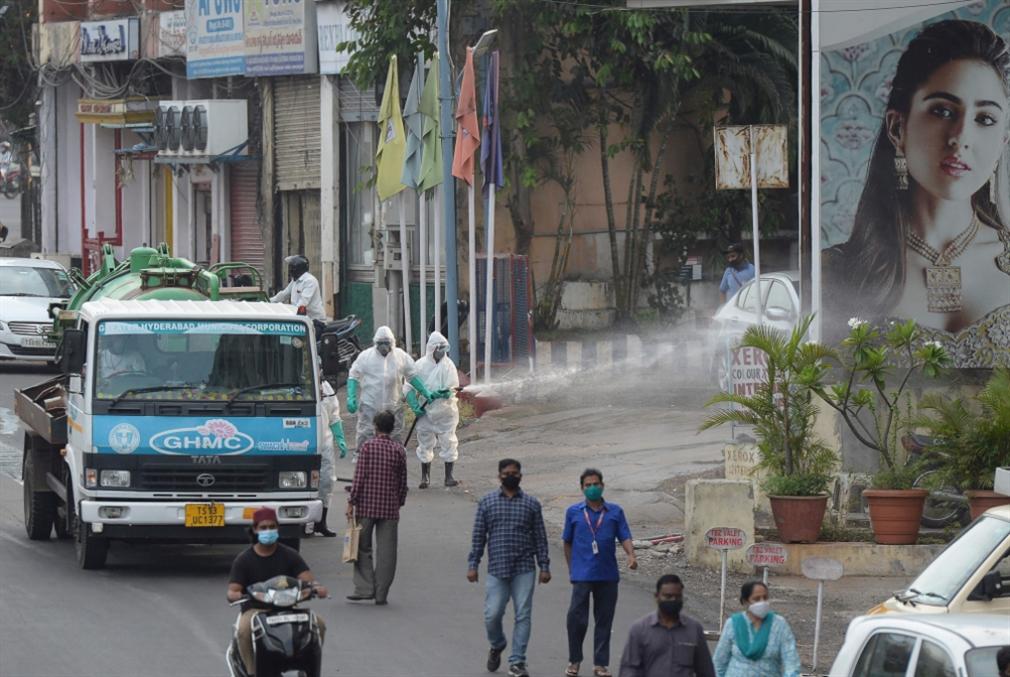 «إعصار كورونا» في الهند: ألفا وفاة و295 ألف إصابة في 24 ساعة
