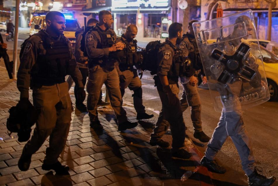 الاشتباكات في القدس مستمرة: «ليهافا» تحشد للهجوم على المقدسيين