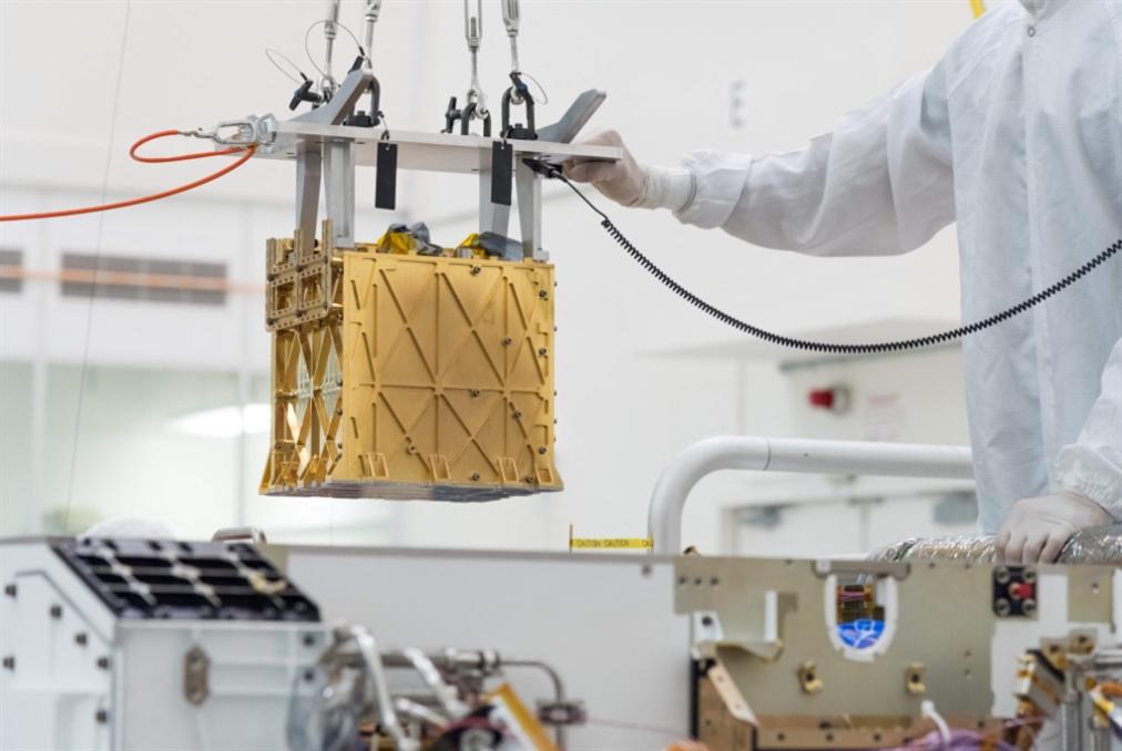 الروبوت الجوّال «برسيفرنس» أنتج الأوكسجين على المريخ