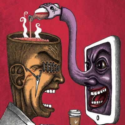الإعلام الجديد: تسلط التقنيات، ومطبّات التفاهة،   وسؤال المعنى