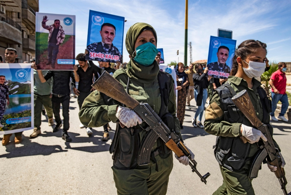 ما وراء اشتباكات القامشلي: محاولة لعرقلة الانتخابات؟