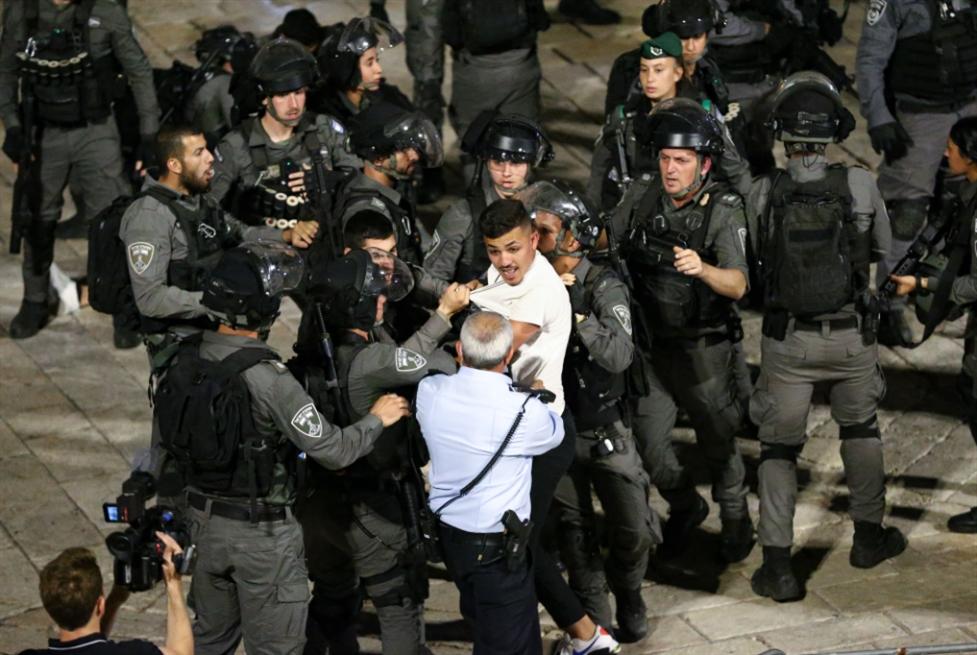 هبّة رمضان: القدس تدوس «شرف»  الاحتلال