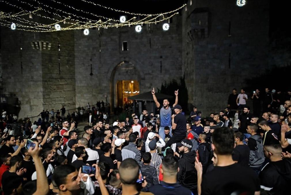 انتفاضة القدس تجبر شرطة كيان العدوّ على التراجع