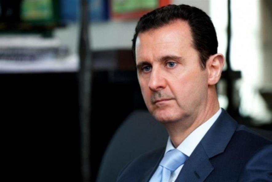 الأسد يُطلع بوتين على استعدادات الانتخابات الرئاسية