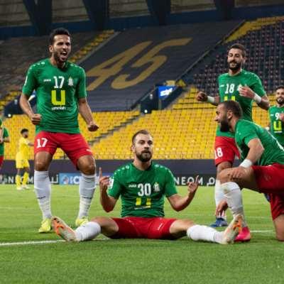 أحمد زريق يقود الوحدات لأول فوز في أبطال آسيا