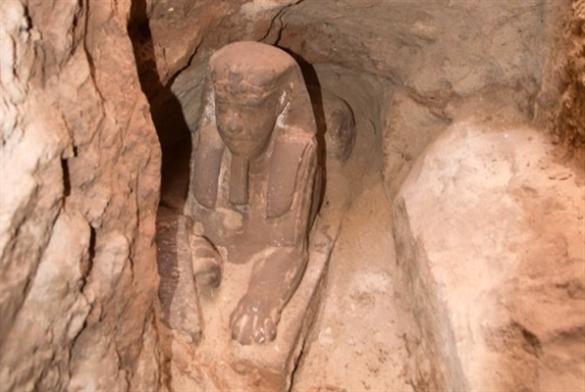 اكتشاف أثري جديد بمصر: 110 مقابر من ثلاثة عصور