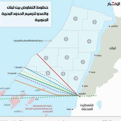 «إسرائيل»: حدودنا في عمق المياه اللبنانيّة