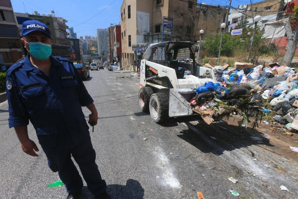 نفايات بيروت خارج مكب صيدا: الدولار يعطّل العقد