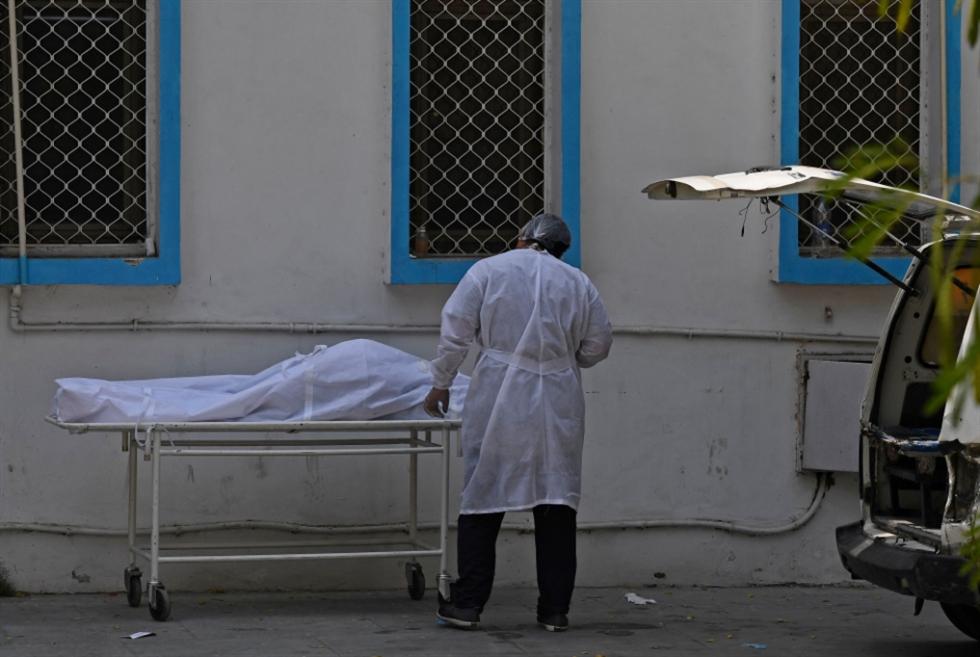 41 مصاباً إسرائيلياً بالنسخة الهندية... بينهم من تلقى اللقاح!