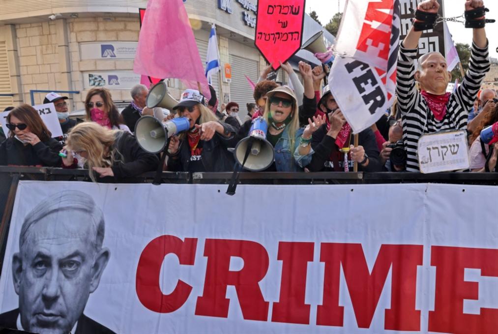 الادّعاء العام الإسرائيلي: نتنياهو استخدم سلطته «بشكل غير مشروع»