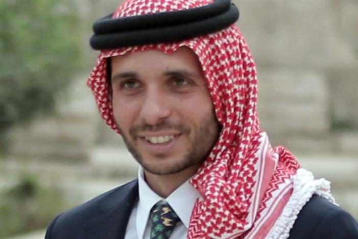 الأردن يمنع نشر أخبار الأمير حمزة