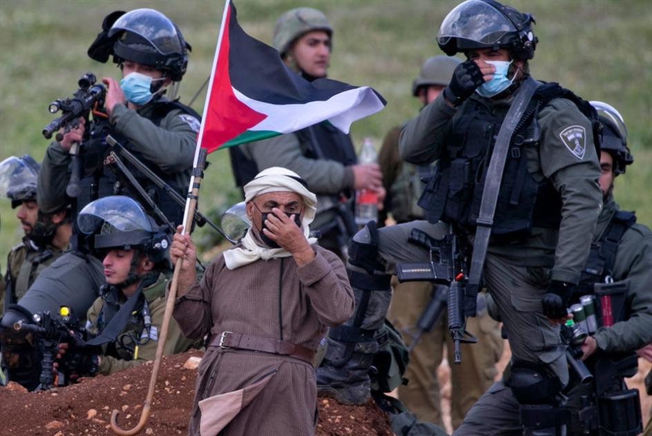 استشهاد فلسطيني برصاص الإحتلال في الضفة