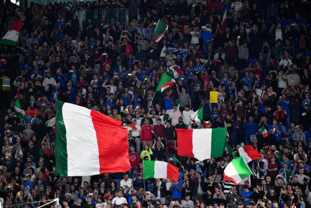 روما تستقبل جماهير اليورو