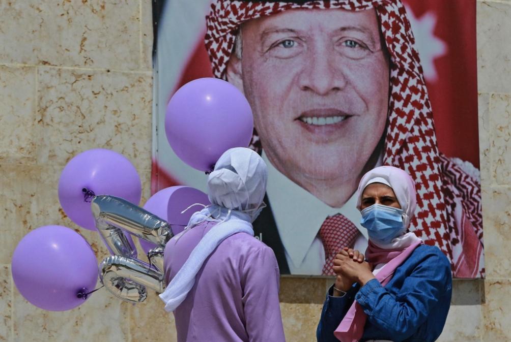 ابن سلمان يسترضي عبد الله الثاني: كاد المريب...