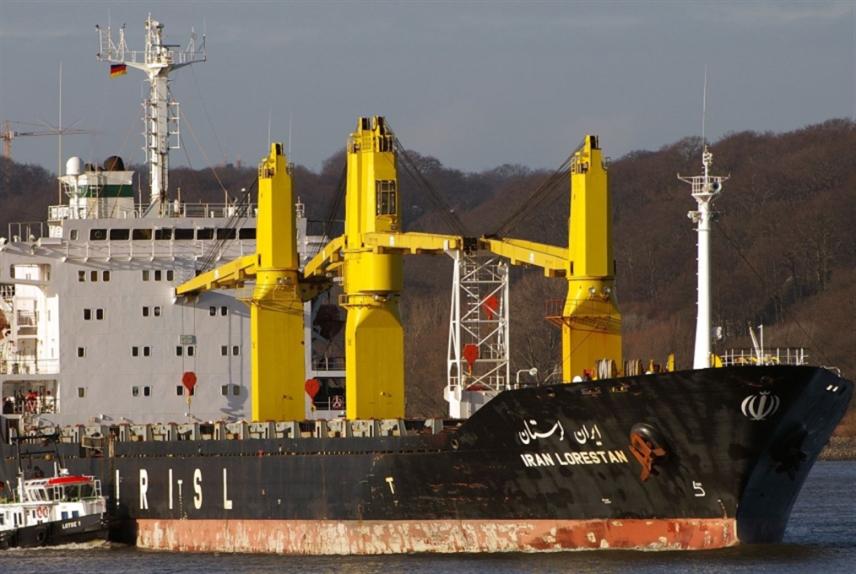 «نيويورك تايمز»: إسرائيل أبلغت واشنطن استهدافها للسفينة الإيرانية