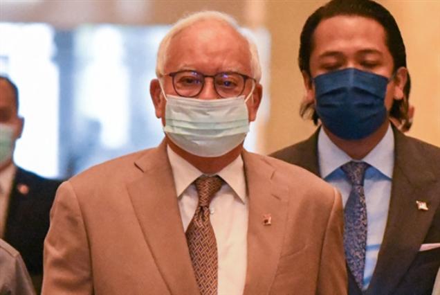 ماليزيا: توجيه إخطار بالإفلاس لرئيس الوزراء السابق نجيب