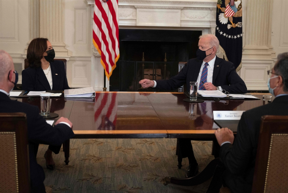 واشنطن: بايدن سيستأنف بناء الجدار الحدودي مع المكسيك