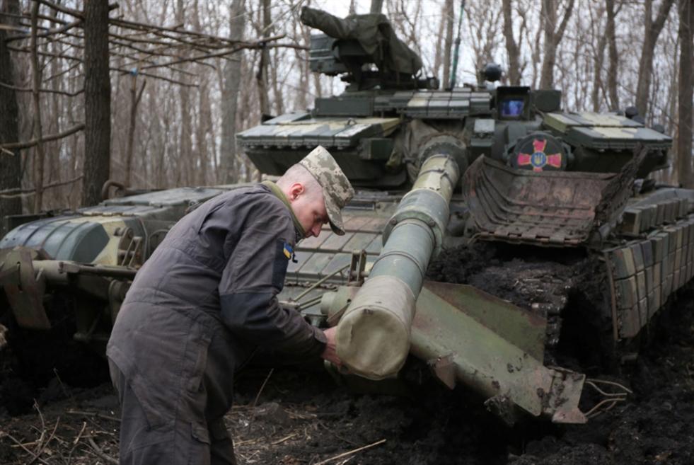 الكرملين: سنُبقي على قواتنا قرب الحدود مع أوكرانيا