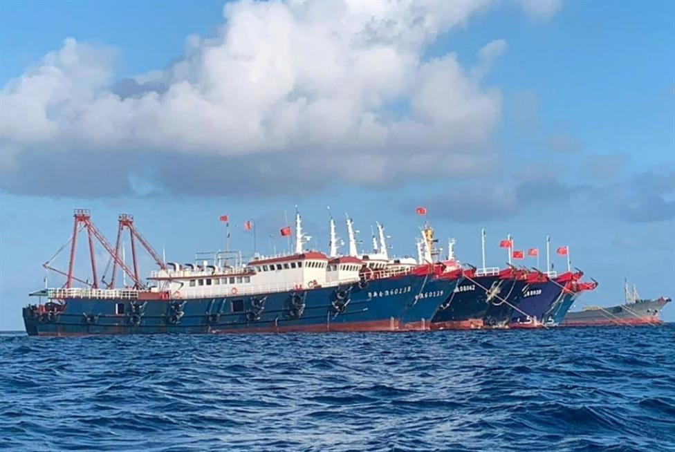 واشنطن تحذر الصين من عواقب تحركاتها في بحر الصين الجنوبي