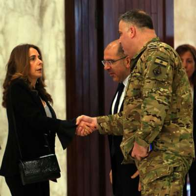 الجيش: «النزاع» مع سوريا على نحو 1000 كيلومتر مربّع