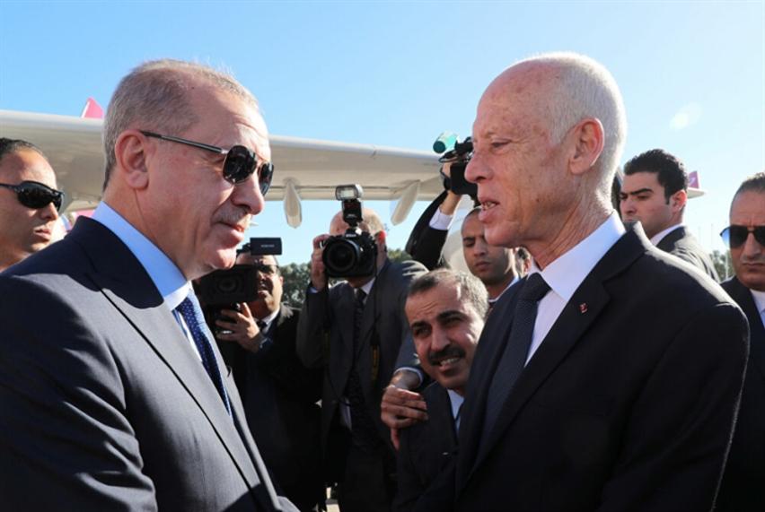 قيس سعيّد إلى القاهرة بدعوة من السيسي: تركيا وإثيوبيا في الظل!