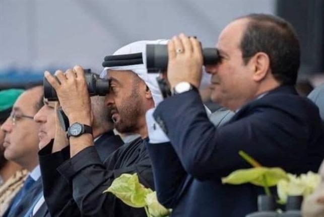 تدريبات عسكريّة سباعيّة فوق «المتوسط»... ومصر تراقب