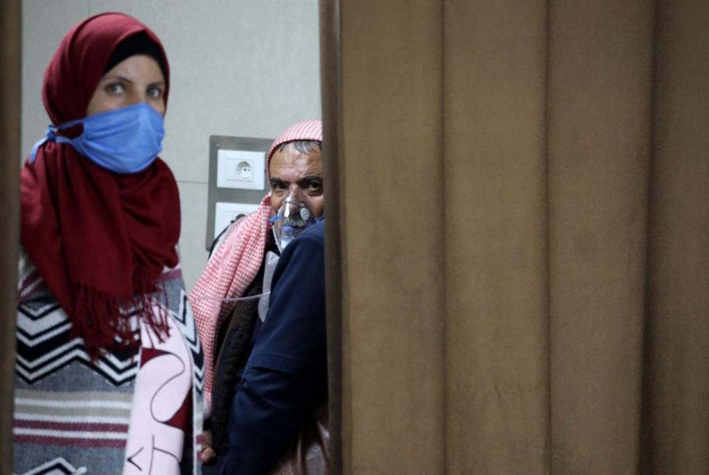 «كورونا» يكتسح مستشفيات سوريا