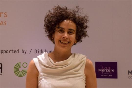 عدنية شبلي تدخل قائمة ترشيحات «مان بوكر»