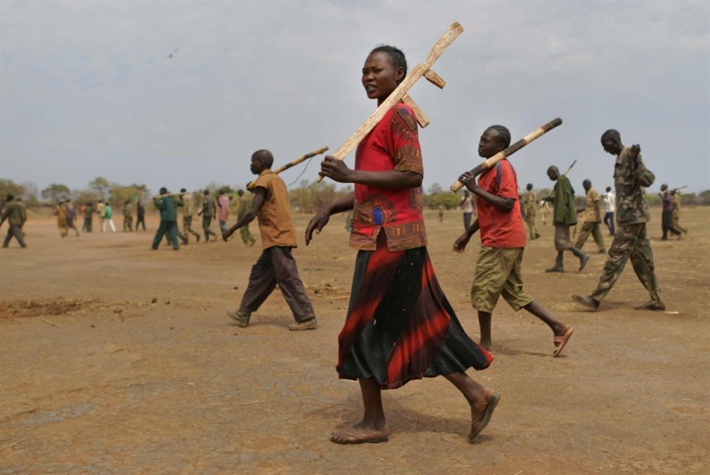 اشتباكات دارفور الدامية مستمرة: مئات الضحايا في أسبوع واحد!