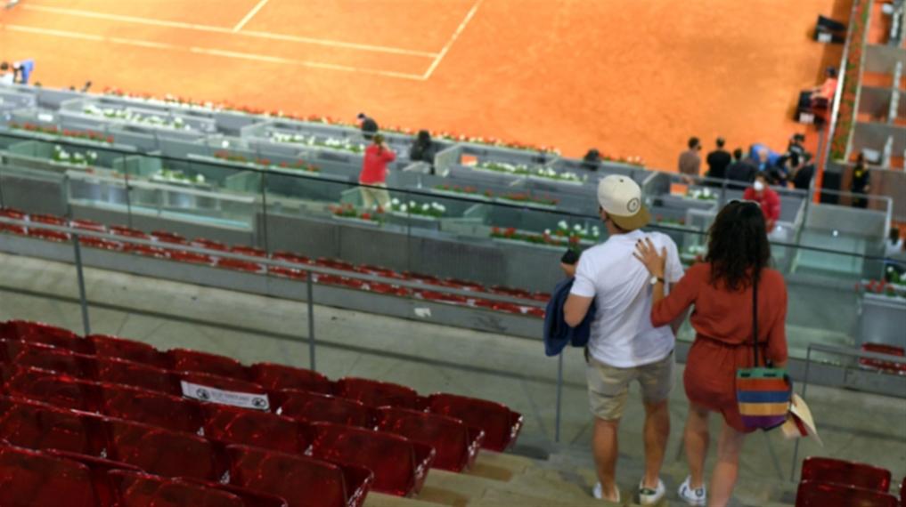 صورة الأميركيون غائبون عن تصنيف كرة المضرب