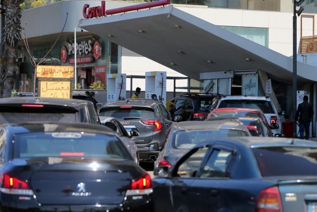 أزمة البنزين في طرابلس: طوابير «ع مدّ النظر»