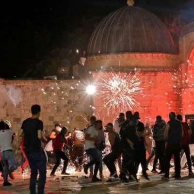 استنكار واتصالات إقليمية حول فلسطين