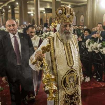 إعدام راهب «وادي النطرون»: البابا يواجه عاصفة غضب