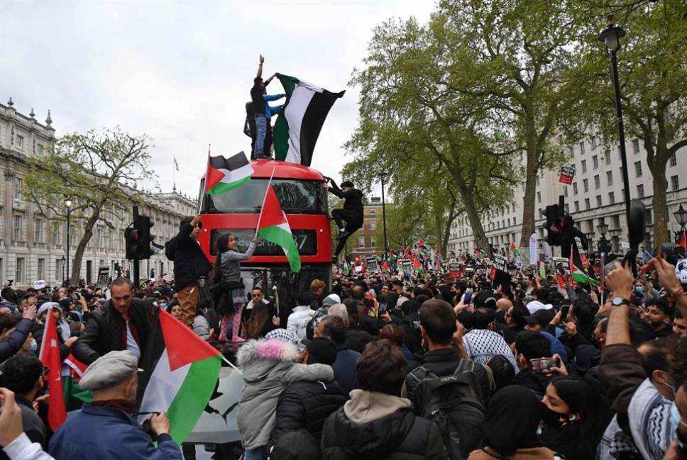 حول العالم... هكذا تبدو التظاهرات الداعمة لفلسطين