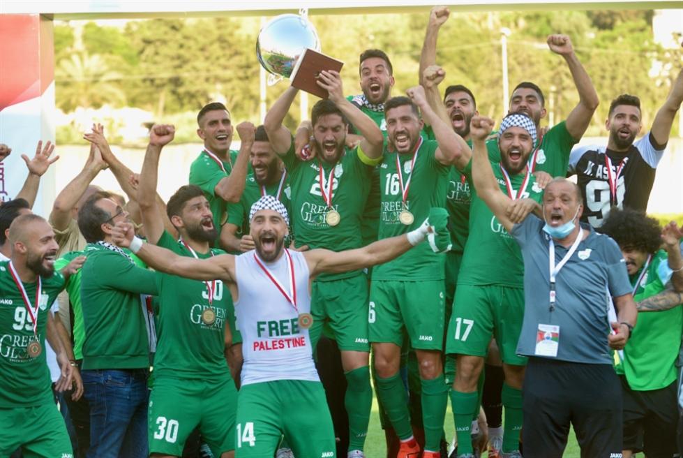 الأنصار يؤكد زعامته باللقب الـ15 في كأس لبنان
