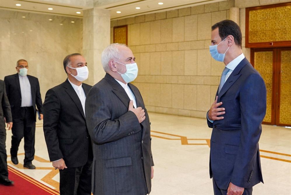ظريف في دمشق: تحوُّلات لا تلغي الثوابت