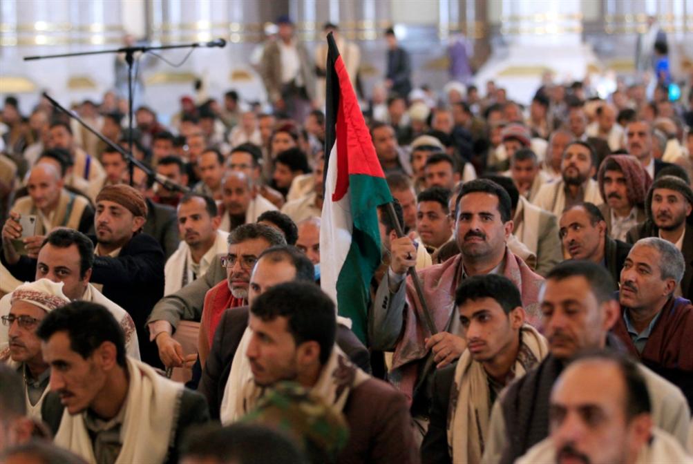 اليمن على عهده: نُصــرة فلسطين أوّلاً