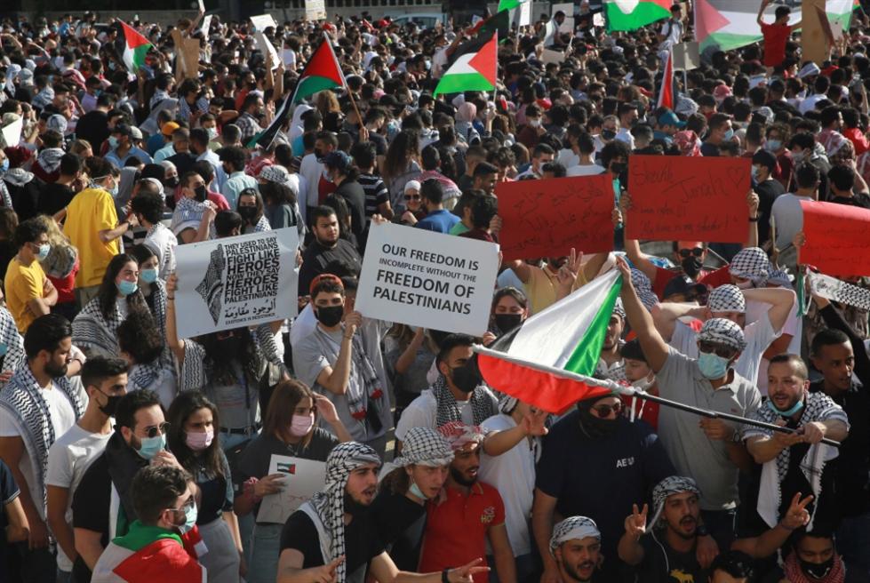 احتجاجات الأردن لا تَهدأ: المئات يحاولون عبور الحدود!