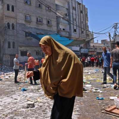 قوافل فلسطينية تضمّ جرحى تصل إلى مصر