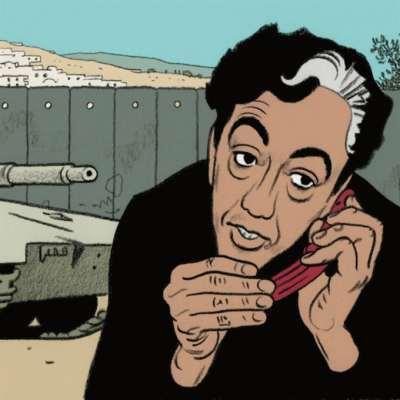 إيليا سليمان.... فلسطين في القلب كملاك بجناحين