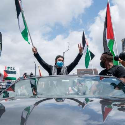 التضامن العالمي مع فلسطين مستمرّ
